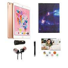 "Apple iPad® 10.2"" Gold 128GB with Voucher and Accessories"