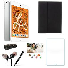 """Apple iPad 10.2"""" Silver 128GB with Voucher and Accessories"""