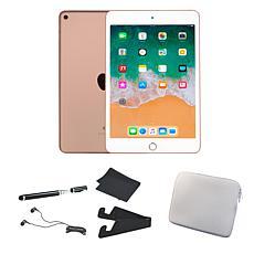 """Apple iPad Mini 5 7.9"""" 64GB Tablet w/Neoprene Sleeve and Accessories"""