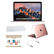 "Apple MacBook® 12"" Retina HD Intel 8GB RAM 256SSD Laptop+Tech Support"