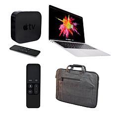 """Apple MacBook Air 13"""" Intel i3 8GB RAM 256GB SSD w/Apple TV 32GB"""