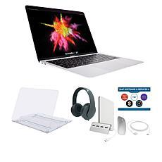 """Apple MacBook Air 13"""" M1 8GB RAM 512GB SSD Silver Laptop Bundle"""