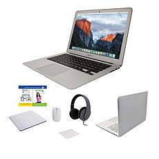"Apple MacBook Air® 13.3"" 8GB RAM, 128GB Flash Storage Laptop Bundle"