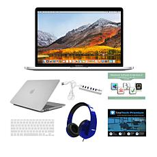 """Apple MacBook Pro® 15.4"""" 256GB SSD Laptop with Touch Bar and Clip Case"""