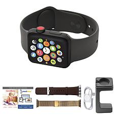 Apple Series 3 42mm GPS Sport Watch w/Calls, Texts and 2 Extra Bands