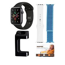 Apple Watch Series 5 44mm with GPS and Extra Bands