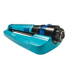 Aqua Joe Turbo Oscillation Lawn Sprinkler