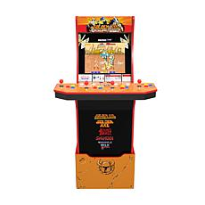 Arcade1Up Golden Axe Arcade with Custom Riser and Light-up Marquee