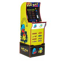 Arcade1Up Pac-Man Full-Size 5 ft. Arcade Machine & Riser with 8 Games