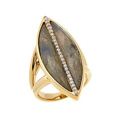 Argent by Paige Coco Labradorite Ring