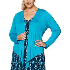 Aria Soft Touch Jersey Maxi Dress and Jacket