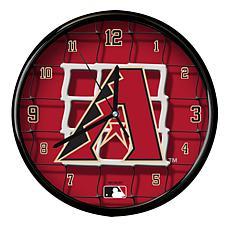 Arizona Diamondbacks Team Net Clock
