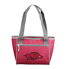 Arkansas Crosshatch 16-Can Cooler Tote