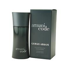 Armani Black Code - Eau De Toilette Spray 2.5 Oz