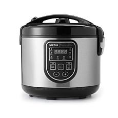 Aroma® Professional 20-Cup/5Qt Digital Rice Cooker/Steamer/Slow Cooker