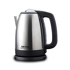 Aroma Stainless Steel 7-Cup Digital Water Kettle