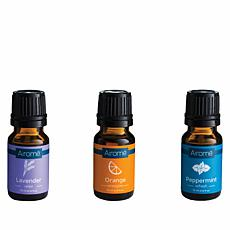 Aroma Therapy Essential Oil 3 Fragrance Set