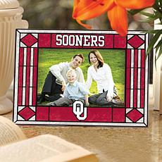Art Glass Horizontal Frame - Oklahoma State University
