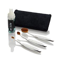 Artis® Elite Mirror 3-piece Brush Kit w/Cleansing Set