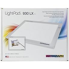 Artograph LightPad Light Box - 14-3/4L x 11-3/4W x 5/8H