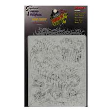 Artool Curse of Skullmaster Mini Series Airbrush Templates 5-pack
