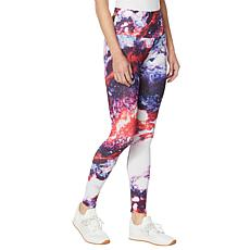 """""""As Is"""" Agstract Apparel Printed 7/8 Women's Legging"""
