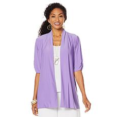 """As Is"" Antthony ""Electric Color"" Flowy Cardigan"