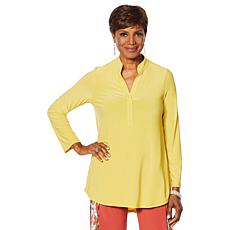 """""""As Is"""" Antthony """"Global Collection"""" Classic Shirt with Placket"""