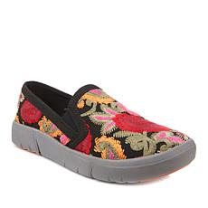 """As Is"" Baretraps® Bonaire Embroidered Slip-On Sneaker"