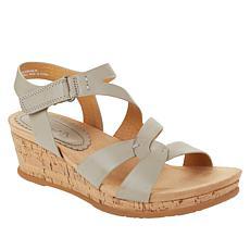 """As Is"" Baretraps® Freesia Wedge Sandal"