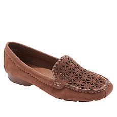 """As Is"" Baretraps® Olanna Leather or Suede Moccasin"