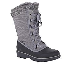 """As Is"" Baretraps® Stark Waterproof Insulated Winter Lace-Up Boot"