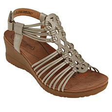 """As Is"" Baretraps® Taren Strappy Wedge Sandal"
