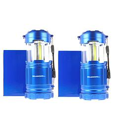 """As Is"" Bell + Howell Pop-up TacLantern with Spotlight 2-pack"