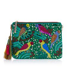 """""""As Is"""" Betsey Johnson Poolside Pouch"""