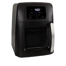 """As Is"" Chefman 11.6-Quart Auto-Stir Air Fryer Oven"