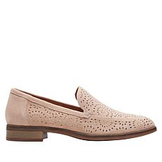 """""""As Is"""" Clarks Collection Trish Calla Suede Loafer"""