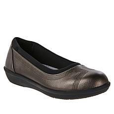 """""""As Is"""" Cloudsteppers by Clarks Ayla Low Slip-On Flat"""