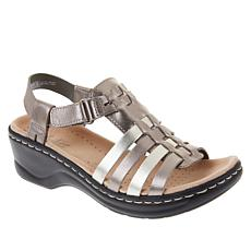 """As Is"" Collection by Clarks Lexi Bridge Fisherman Sandal"