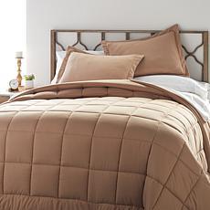 """As Is"" Concierge Collection 3-piece Down Alternative Comforter Set"