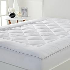 """""""As Is"""" Concierge Collection Clean Comfort Mattress Pad"""
