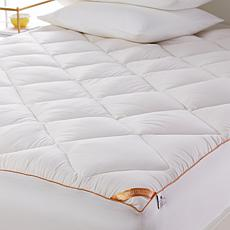 """""""As Is"""" Concierge Collection Copper Infused Mattress Pad"""