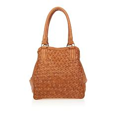 """""""As Is"""" Day & Mood Leather Nova Tote"""