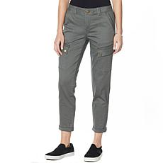 """""""As Is"""" Democracy """"Ab""""solution® Cuffed Twill Cargo Pant"""