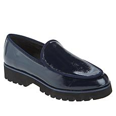 """As Is"" Donald J. Pliner Eclipse Leather or Suede Slip-On Sport Loafer"