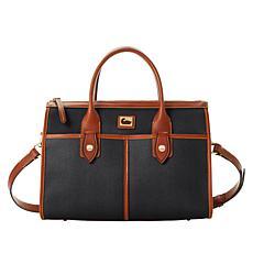 """""""As Is"""" Dooney & Bourke Camden Saffiano Leather Satchel"""
