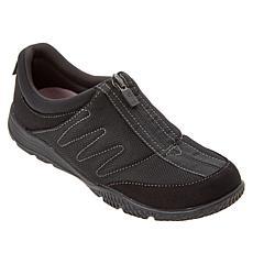 """""""As Is"""" easy spirit BeStrong Front-Zip Sneaker"""