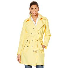"""As Is"" Evryday Jane Tori Packable Trench"