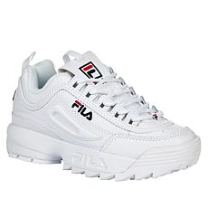 """As Is"" FILA Disruptor II Leather Sneaker"
