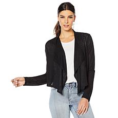 """""""As Is"""" G by Giuliana Drape-Front Cardigan"""